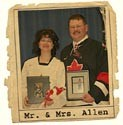 Glenn and Janet Allen